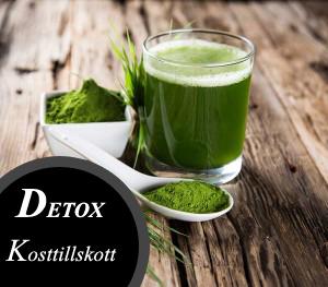 Detox Juice - Detox Kosttillskott